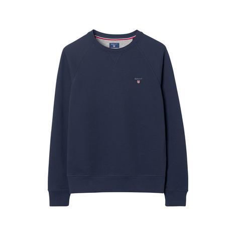 Gant Erkek Lacivert Regular Sweatshirt