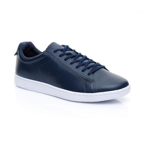 Lacoste Carnaby Evo 318 7 Erkek Lacivert Sneaker