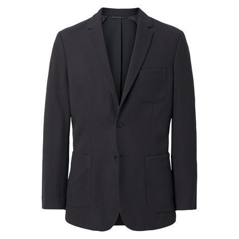 Gant Erkek Lacivert Slim Woollen Jersey Blazer Ceket