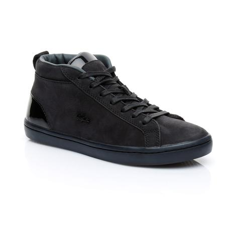 Lacoste Straightset C 318 1 Kadın Siyah Sneaker