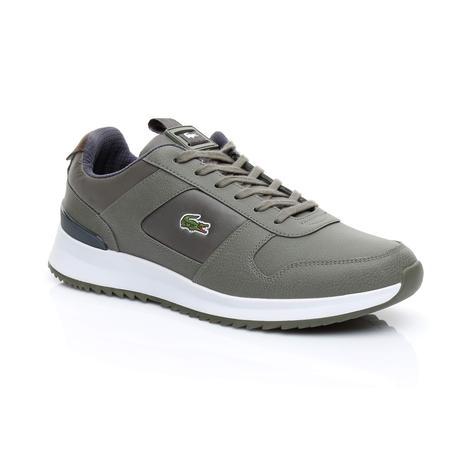 Lacoste Erkek Joggeur 2.0 318 1 Haki Sneaker