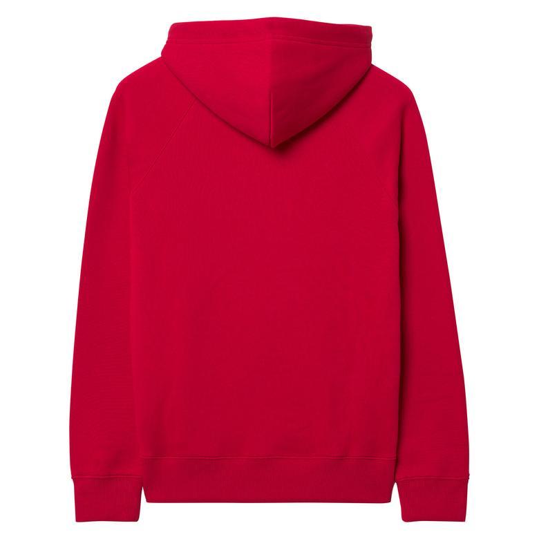 Gant Erkek Kırmızı Hoodie Sweatshirt