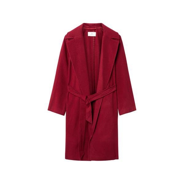 Gant Kadın Kırmızı Kaban