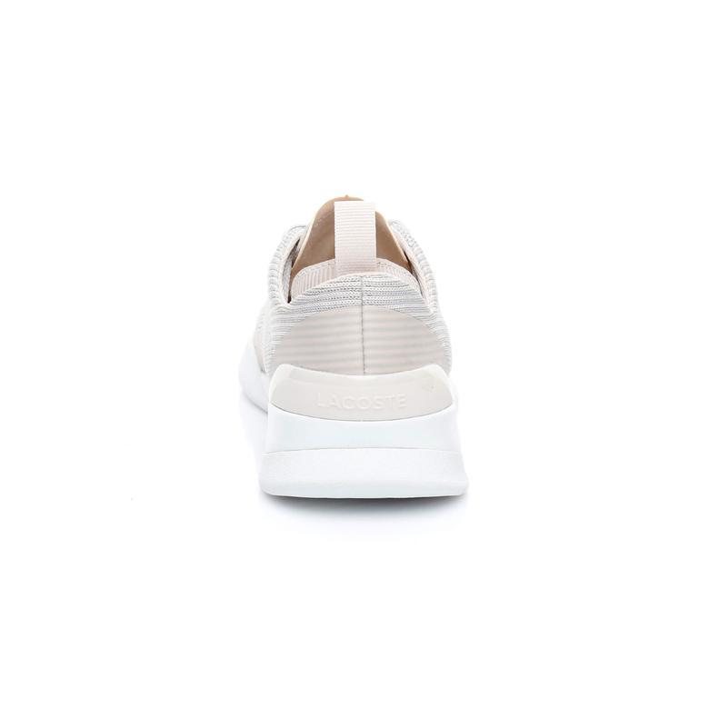 Lacoste Kadın Lt Dual Elite 318 1 Bej Sneaker