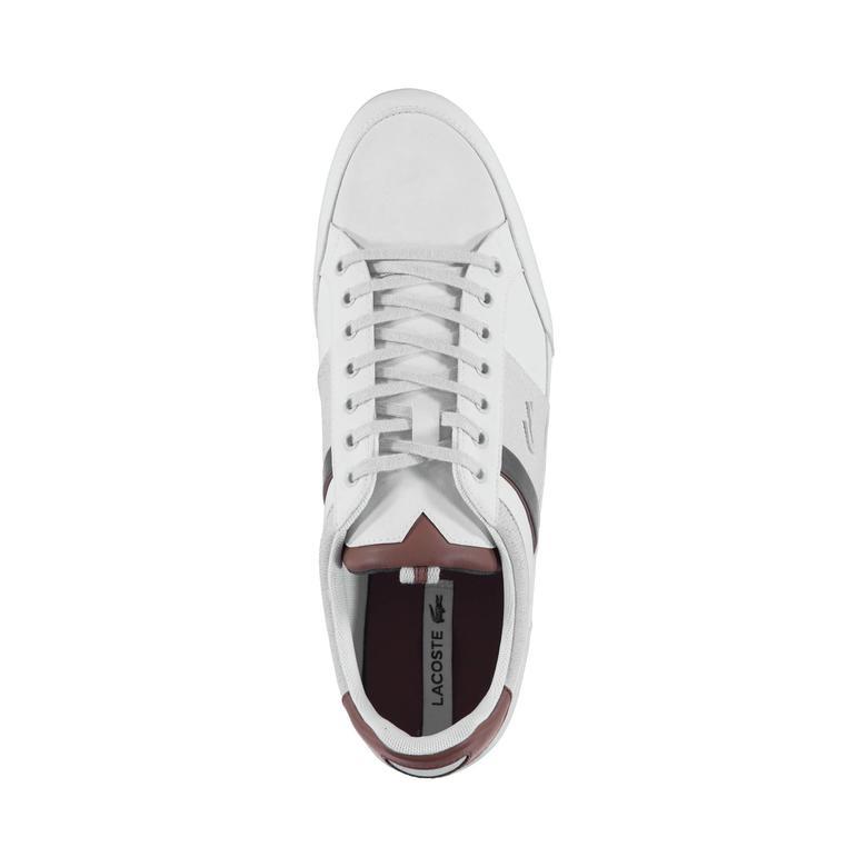 Lacoste Chaymon Erkek Bej Sneaker