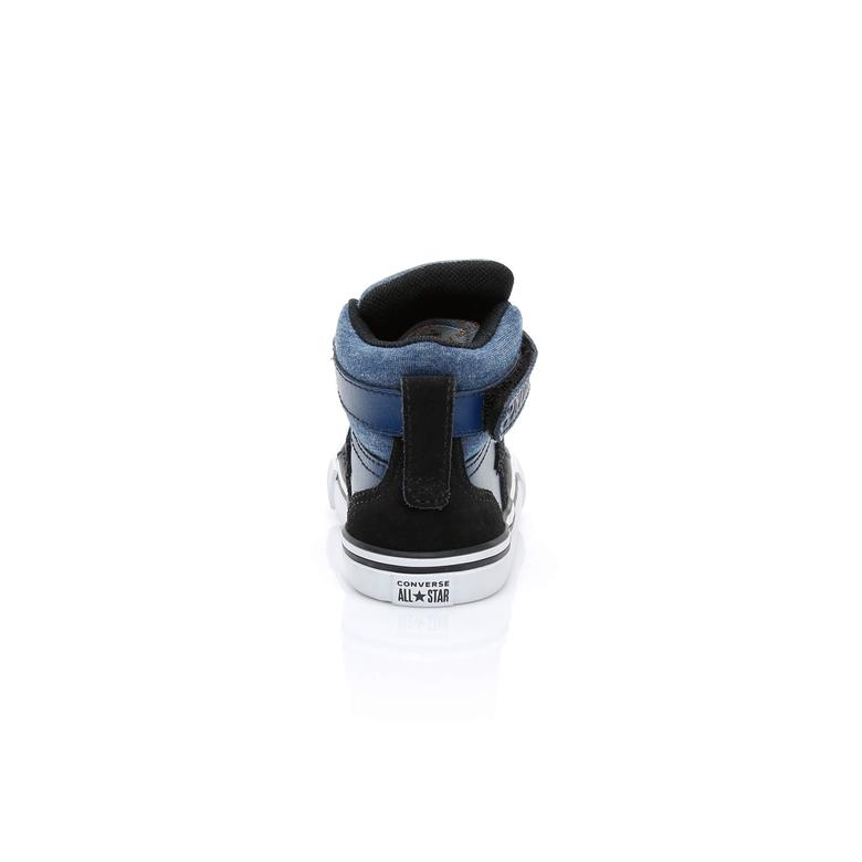 Converse Pro Blaze Strap Mid Çocuk Lacivert Sneaker
