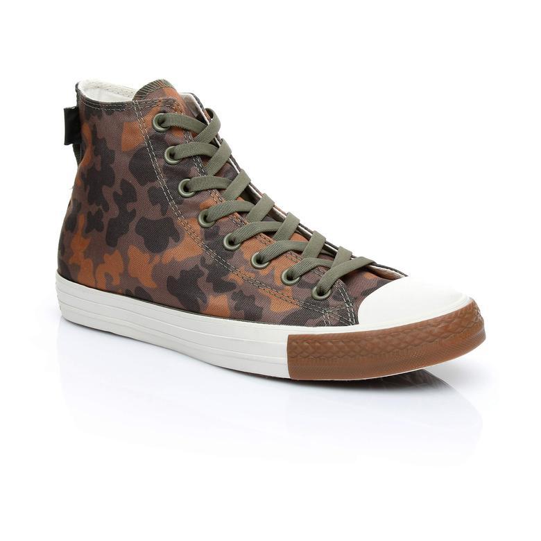 Converse Chuck Taylor All Star Mid Erkek Yeşil Sneaker