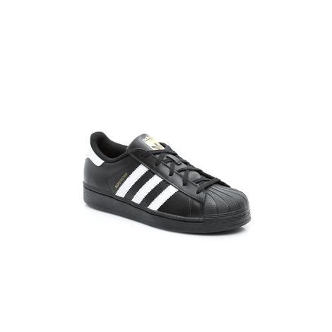 adidas Originals Superstar Çocuk Siyah Sneaker