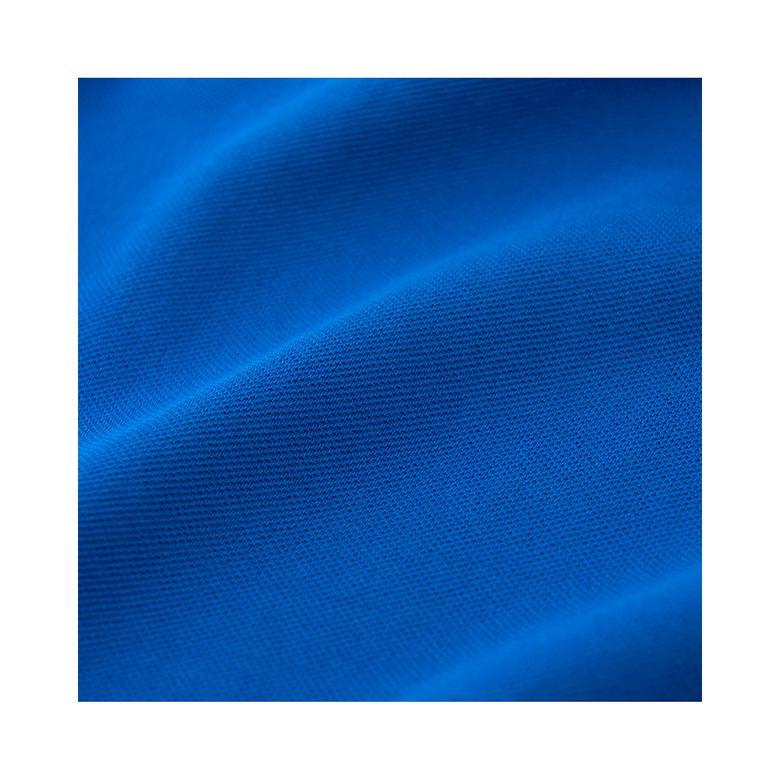 Erkek Mavi Kısa Kollu Polo