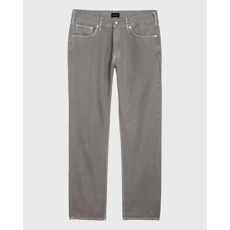 Gant Erkek Gri Pasific Regular Jean Pantolon