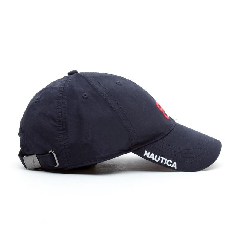 Nautica Lacivert Şapka