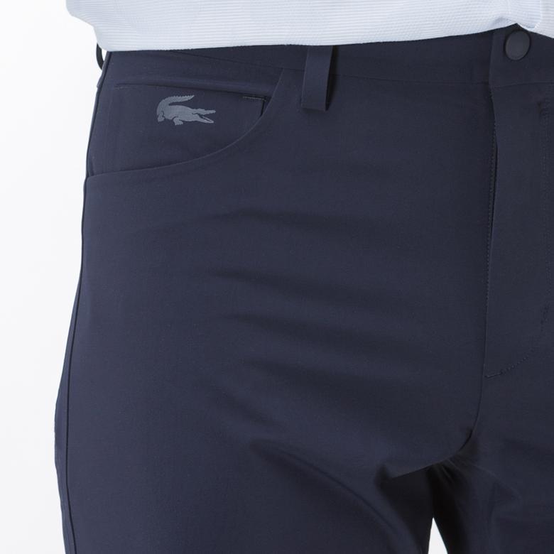 Lacoste Erkek Streç Lacivert Pantolon