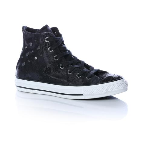 Converse Chuck Taylor Hardware Hi Kadın Siyah Sneaker