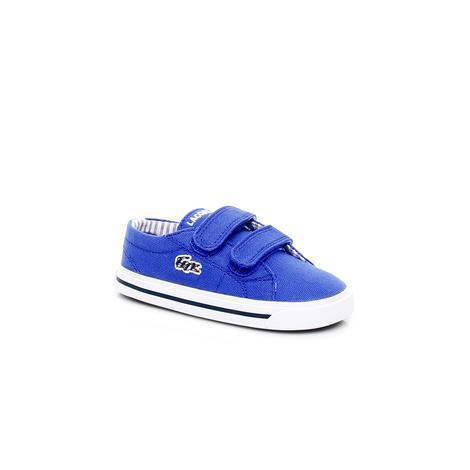 Lacoste Marcel 117 2 Çocuk Mavi Sneaker