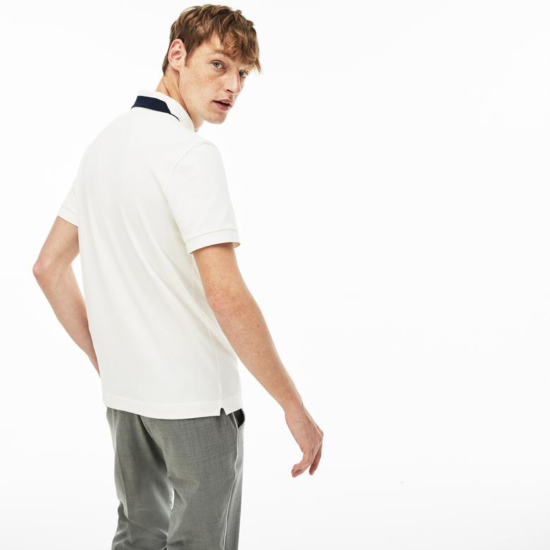 Lacoste Erkek Regular Fit Bej Polo
