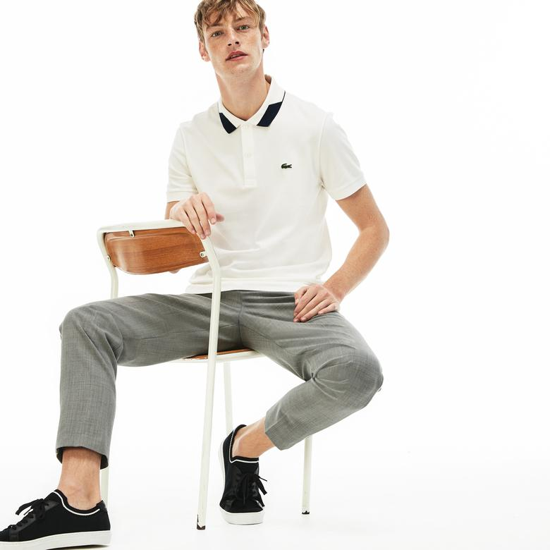 Lacoste Erkek Regular Fit Bej Polo
