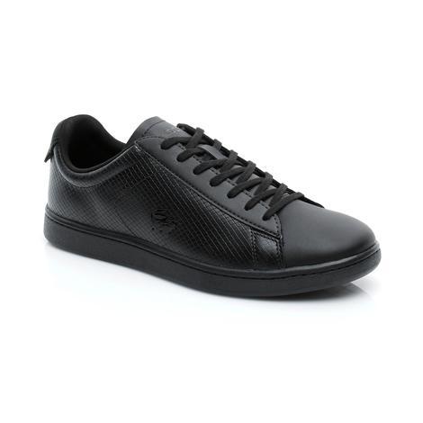 Lacoste Erkek Carnaby Evo 318 7 Siyah Sneaker