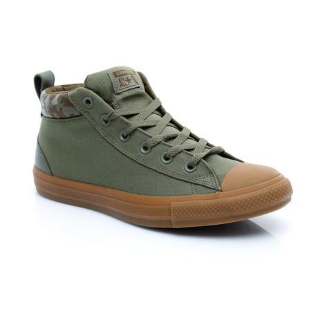 Converse Zapatilla Hombre Chuck Taylor All Star Erkek Yeşil Ayakkabı