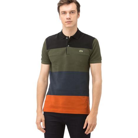 Lacoste Erkek Renkli Regular Fit Polo