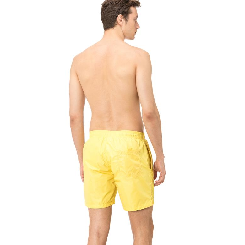Lacoste Erkek Sarı Mayoşort