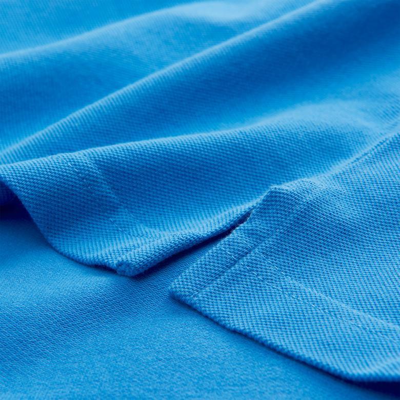 Erkek Mavi Regular Fit Pike Polo