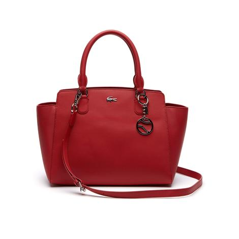 Lacoste Kadın Daily Classic Kırmızı Çanta
