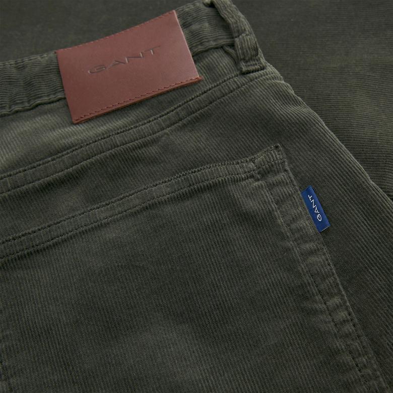 Erkek Yeşil Slim Pantolon Pantolon
