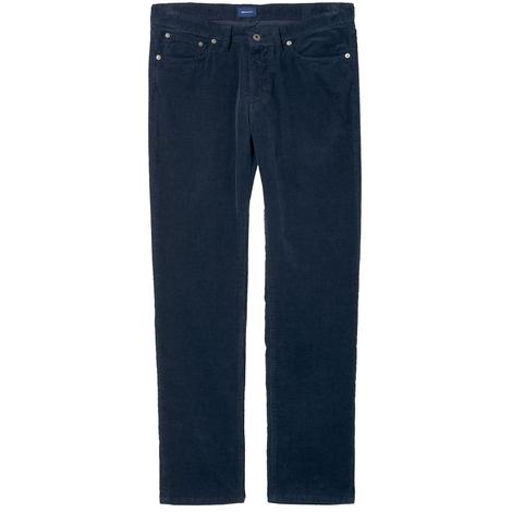 Gant Erkek Slim Fit Lacivert Pantolon