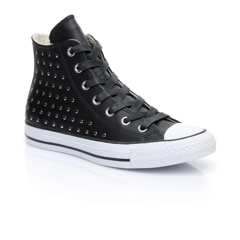 Converse Chuck Taylor Mid Kadın Siyah Sneaker