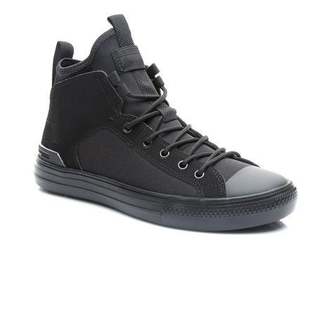 Converse All Star Mid Erkek Siyah Ayakkabı