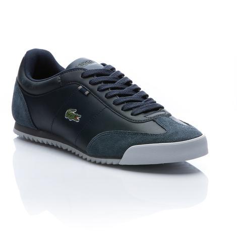 Lacoste Romeau Htb Erkek Lacivert Sneaker