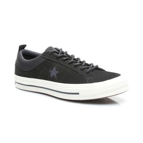 Converse One Star Kadın Siyah Ayakkabı