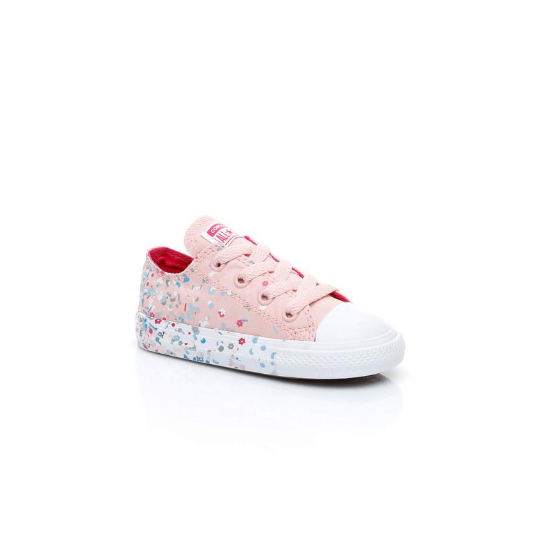 Converse Chuck Taylor All Star Kız Çocuk Pembe Sneaker
