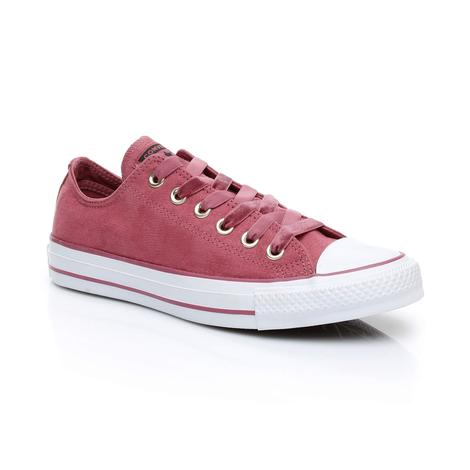 Converse Chuck Taylor All Star Kadın Bordo Sneaker