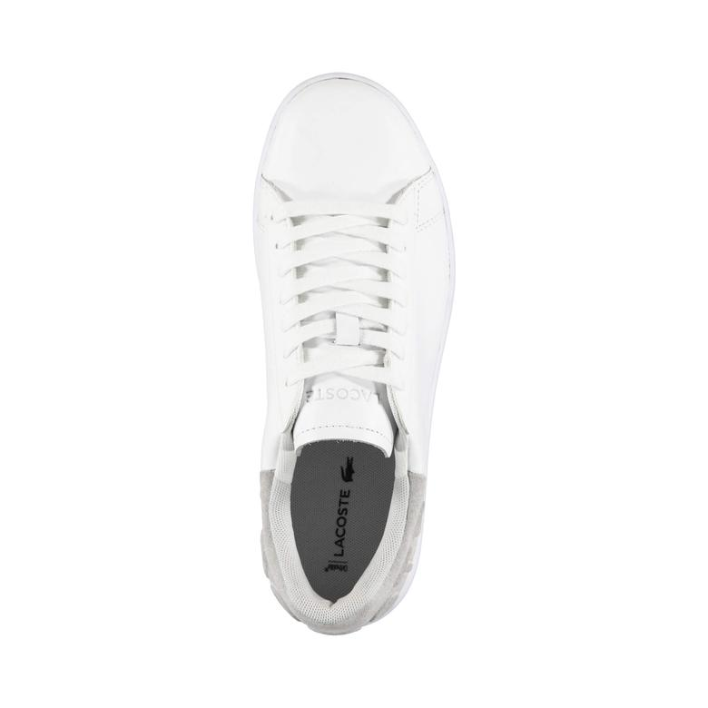 Lacoste Carnaby Evo 318 3 Kadın Beyaz Sneaker