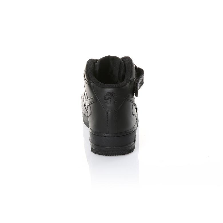 Nike Air Force 1 Mid '07 Kadın Siyah Sneaker