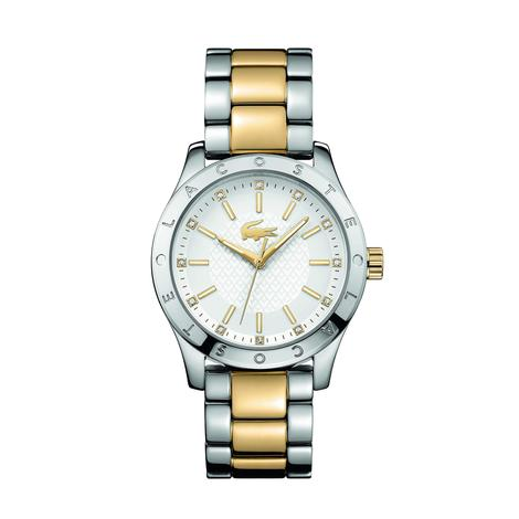 Lacoste Kadın Gümüş Rengi Saat