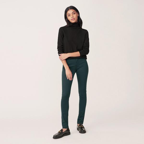 Gant Kadın Yeşil Skinny Pantolon