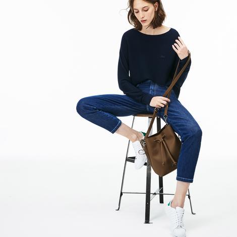 Lacoste Daily Classic Kadın Kahverengi Çanta