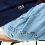 Lacoste Erkek Slim Fit Lacivert Kısa Kollu Polo