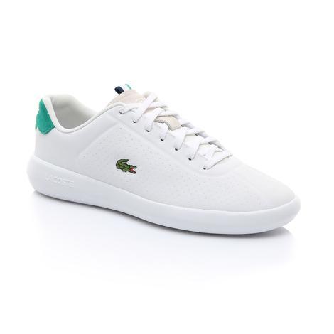 Lacoste Erkek Beyaz - Yeşil Avance 119 1 Spor Ayakkabı