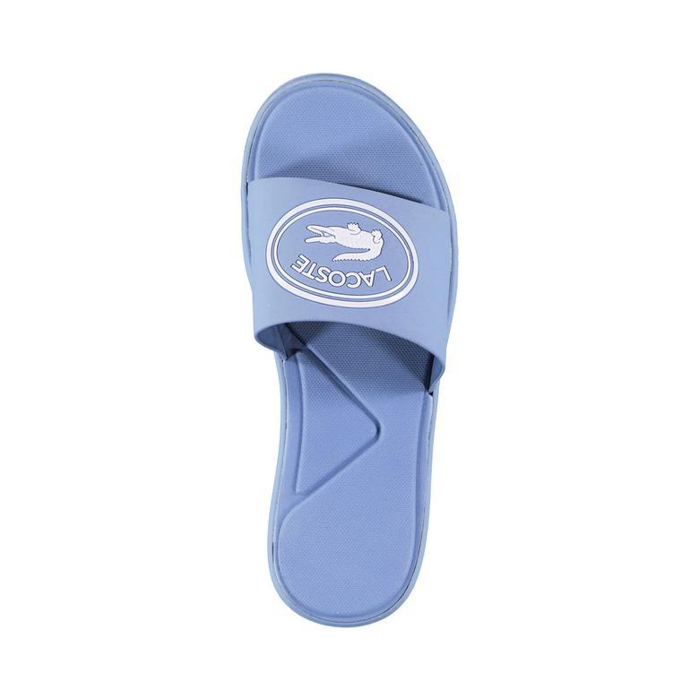 Lacoste Kadın Açık Mavi Terlik