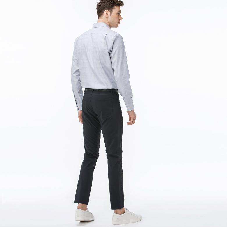 Lacoste Erkek Streç Siyah Pantolon