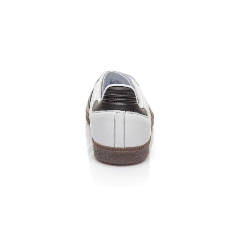 adidas Samba OG Erkek Beyaz Sneaker