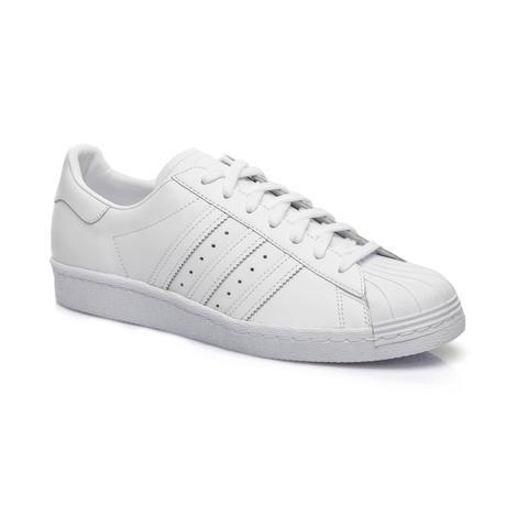 adidas Superstar 80s Kadın Beyaz Sneaker
