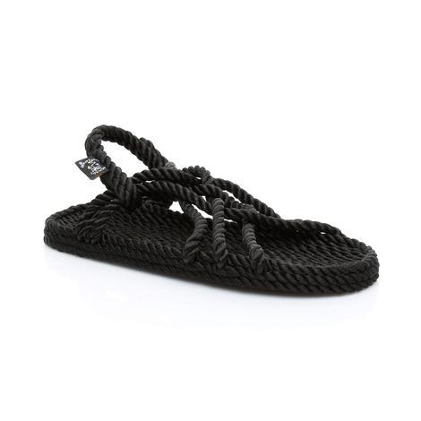 Nomadic State of Mind Kadın Siyah Sandalet