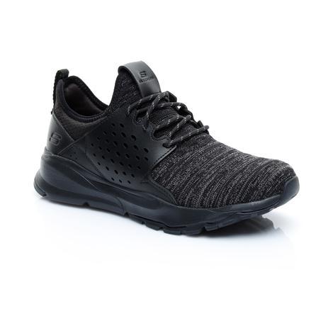 Skechers Relven-Velton Erkek Siyah Spor Ayakkabı