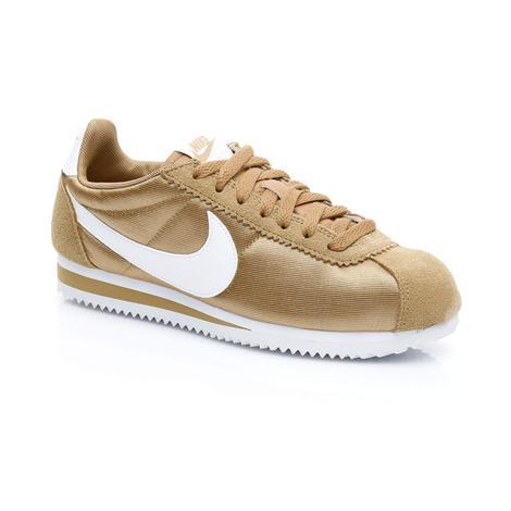 Nike Classic Cortez 15 Nylon Kadın Metalik Ayakkabı