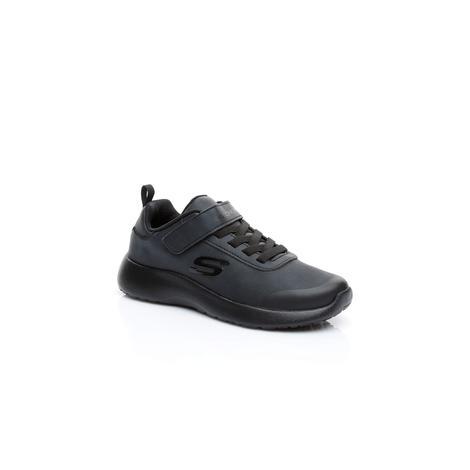 Skechers Dynamight-Day School Çocuk Siyah Spor Ayakkabı