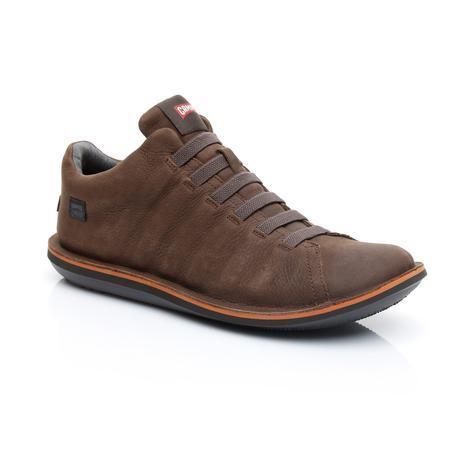 Camper Beetle Erkek Kahverengi Sneaker